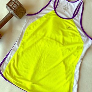 Nike Dri-Fit tank top for women size M
